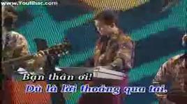 yeu nguoi & yeu doi, hay nhin xuong chan, loi trai tim muon noi (le huu ha) - the son