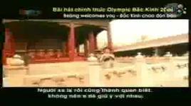 bai hat chinh thuc olympic bac kinh 2008 - dang cap nhat