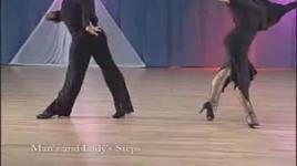 rumba (bronze) - solo spot turns - slavik kryklyvyy, karina smirnoff, dancesport