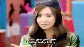 gee (offical music video & lyrics) - snsd