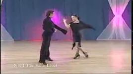 rumba (bronze) - 3 types of lead - slavik kryklyvyy, karina smirnoff, dancesport