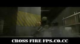 cross fire (handmade clip) - traller game