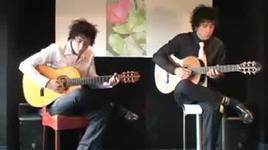 romance flamenco - hoa tau, guitar