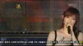 confession of a friend (sbs gayo daejun 2009) - 2am, davichi