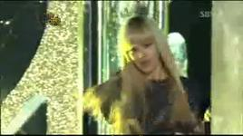 because of you (sbs gayo daejun 2009) - after school