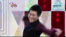ssanti dance - lee teuk (super junior), eun hyuk (super junior), jo kwon (2am)