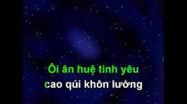 dau an tinh yeu - le hang