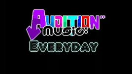 everyday - audition
