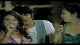 kiss (clip) - dara (2ne1), lee min ho
