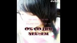 0%  co hoi yeu em (handmade clip) - mr mar, zinken