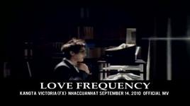 love, frequency (breaka shaka) - kang ta, victoria, f(x)
