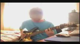 canon in d (guitar dien style rock)(handmade clip) - johann pachelbel