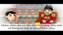 hoc tieng han so cap bang phim hoat hinh - bai 4: phu am cuoi & y nghia cua bo chu - vui hoc tieng han