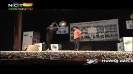 liveshow nhat cuong 2010 - cuoi de nho f17 (clip) - nhat cuong, v.a