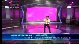 the thoi (gala top 9) - tran lan nha