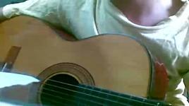 video doc tau guitar (handmade clip) - dang duong (nsut)
