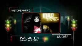 m.a.d.the first cachep mixtape - ca chep