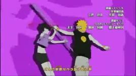 naruto shippuden ending 15 - u can do it - domino