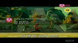 kung fu fighting - bi (rain)