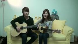 for first time lovers (banmal song)  - yong hwa (cnblue), seo hyun (snsd)