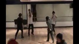 predebut dance practice - beast