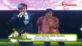 day dung dinh buon - dan truong