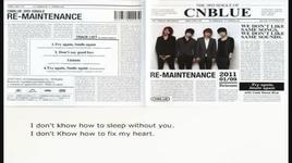 don't say good bye (lyrics) - cnblue