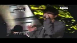 thanks to (music bank live 7/1/2011) - yong jun hyung, yoseob