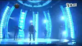 thanks to (live) - yong jun hyung, yoseob