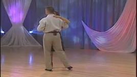 slow (beginning level) - side touch - dancesport