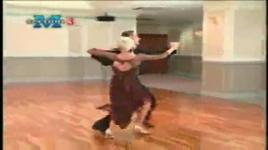 valse lesson ballroom dancing - dancesport