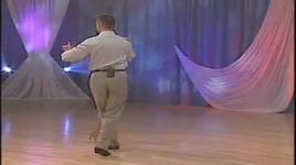 slow (intermediate level) - underarm turn to the left - dancesport