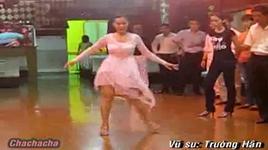 chachacha - dancesport