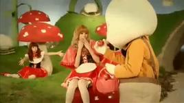aing heart - orange caramel