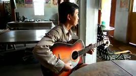 phi van diep khuc - hoa tau, guitar