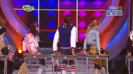 star dance battle - lip gloss (lil mama) & wall to wall (chris brown) - after school