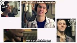 love the way you lie (vietsub,lyrics) - sam tsui