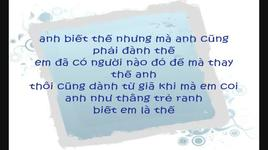 khong can yeu (lyrics) - it's lee, annadoll, t-akayz