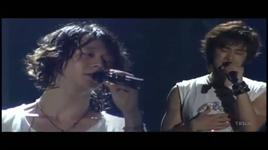 forever love (tohoshinki) - dbsk