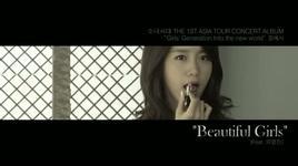 beautiful girls - snsd, yoo young jin