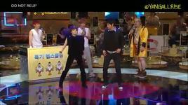 dance - eun hyuk (super junior)