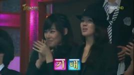 mbc star dance battle  - super junior