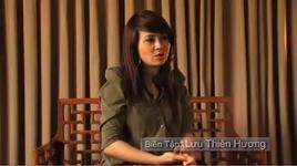 the making of hoang thuy linh album vol.2 (part 1) - hoang thuy linh