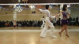 bieu dien cha cha - dancesport