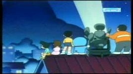 con ma nobita - doraemon