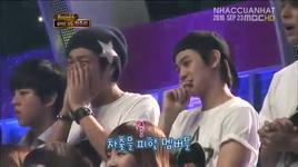 i need a boy (idol dance battle) - gi kwang, jung juri