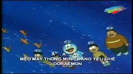 con cho ða - doraemon