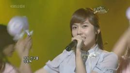 kissing you-baby baby (live hd special) - snsd