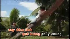 chung mot dong song (karaoke) - phi nhung