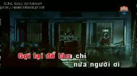 chuyen dem mua (karaoke) - phi nhung
